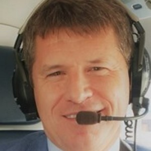 Alastair Fallon: Speaking at the Helitech Expo